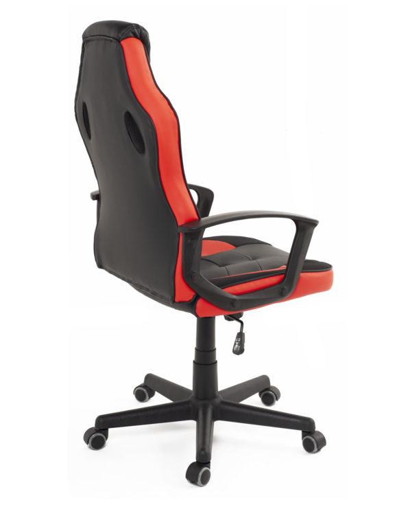 chaise-gamer-fauteuil-racing-sena-noir-rouge-confort