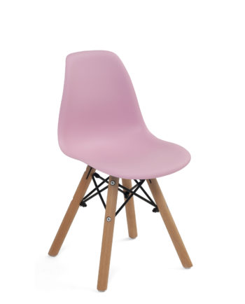 chaise-scandinave-enfant-chambre-fille-rose