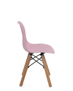 chaise-scandinave-enfant-chambre-salon-rose