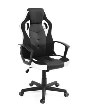 fauteuil-gamer-chaise-racing-noir-blanc-kayelles