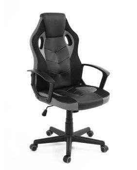 fauteuil-gamer-chaise-racing-noir-gris-kayelles