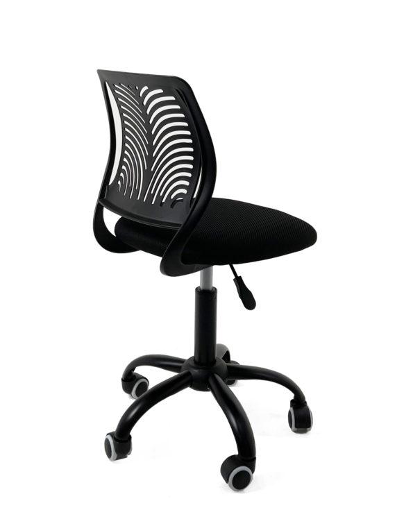 chaise-bureau-enfant-ado-etudiant-pas-cher-noir-kayelles