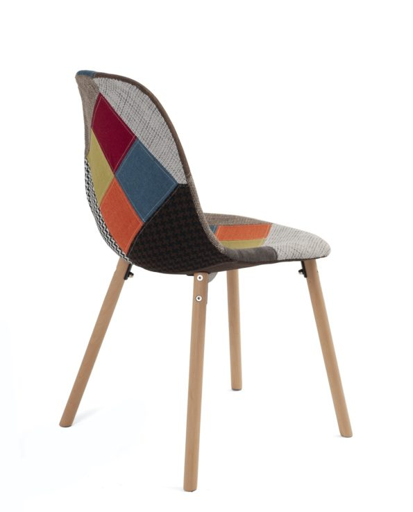 chaise-scandinave-pas-cher-patchwork-kayelles