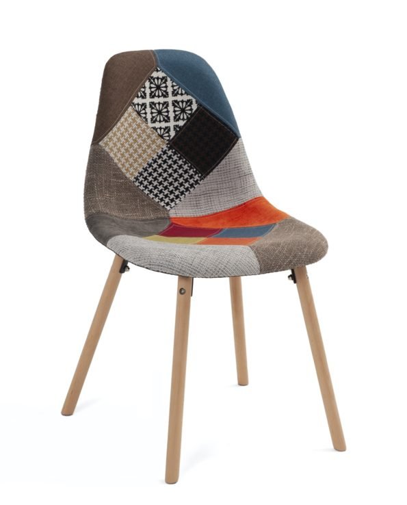 chaises-patchwork-style-scandinave-kayelles-salle-manger