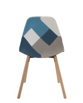 chaises-scandinave-patchwork-bleu-amazon-ova-kayelles