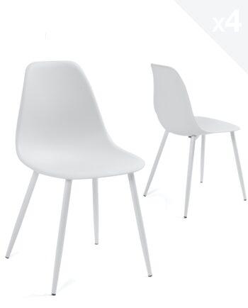 lot-4-chaises-cuisine-nova-blanc-kayelles