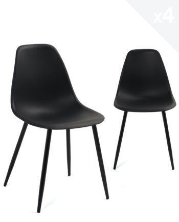 lot-4-chaises-cuisine-nova-noir-kayelles