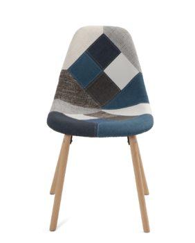 lot-chaises-patchwork-bleu-cuisine-scandinave-kayelles-salle-manger