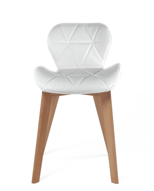 chaise-design-scandinaves-cuisine-kayelles-fati-blanc