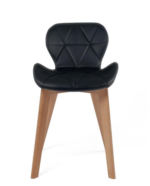 chaise-design-scandinaves-cuisine-kayelles-fati-noir