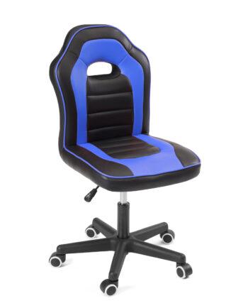 chaise-fauteuil-gaming-racing-BAM-Kayelles-noir-bleu-jeux-video