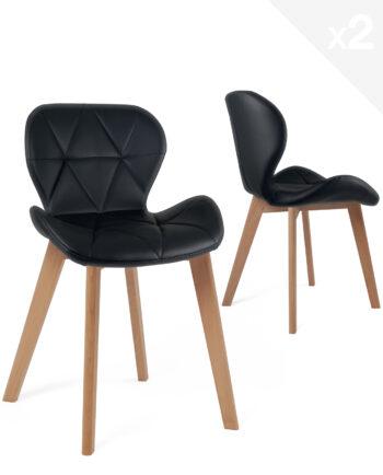 chaise-scandinave-design-lot-2-noir-fati