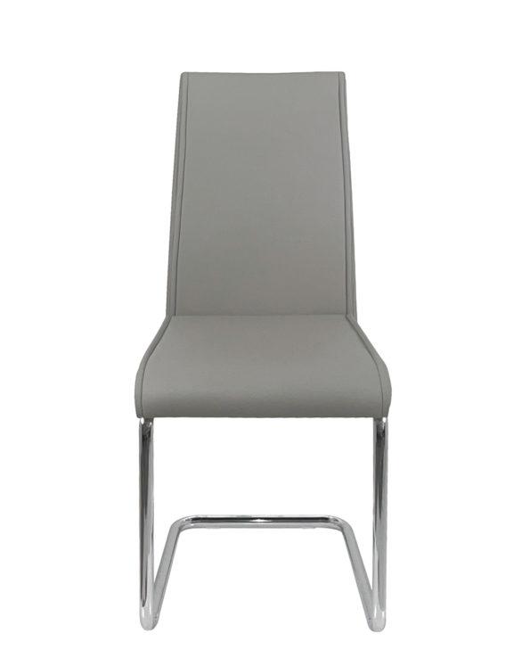 chaise-design-confort-salle-manger-confort-design-gris-clair-jada