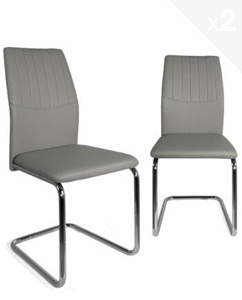 lot-2-chaises-salle-manger-pas-cher-design-kayelles-gris-clair