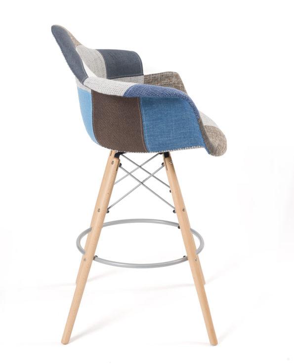 chaise-bar-patchwork-scandinave-bleu-restaurant-cuisine-tiba